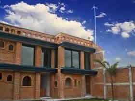 Centro Ecotécnico SAECSA: 100% autosustentable