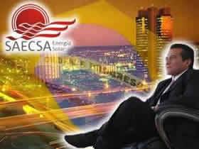 El Director General de SAECSA presentará proyectos ecotécnicos en Brasil