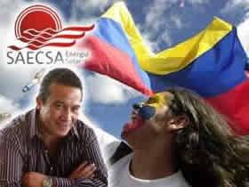 El Director General de SAECSA presentará proyectos ecotécnicos en Colombia.