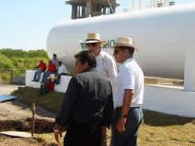 Tecnología SAECSA en Planta Biodiesel Chiapas | Obra conjunta México - Colombia