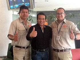 SAECSA desarrolla con la empresa Tyson de México, Caseta Solar Avicola totalmente autosustentable.