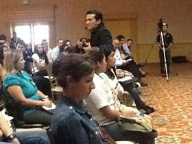 Exitosa Conferencia del Ing. Bretón en la Universidad Autónoma de Matamoros