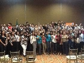 Conferencia del Ing. Bretón 'Con el Permiso del Sol' en la Universidad Autónoma de Matamoros
