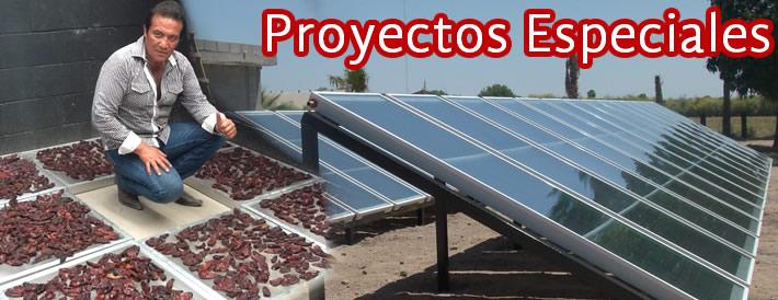 Proyectos Especiales SAECSA