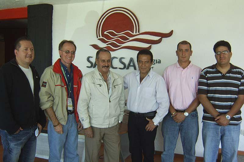 Visita de Alcaldes Bolivianos