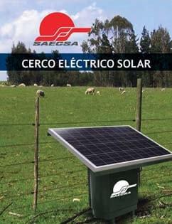 Cerco Eléctrico Solar