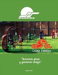 CICSOL Cicleta Generadora de Energía