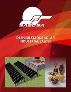 Deshidratadores Solares