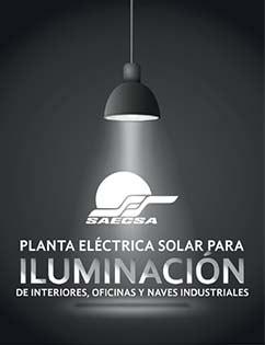Iluminación Solar Interior