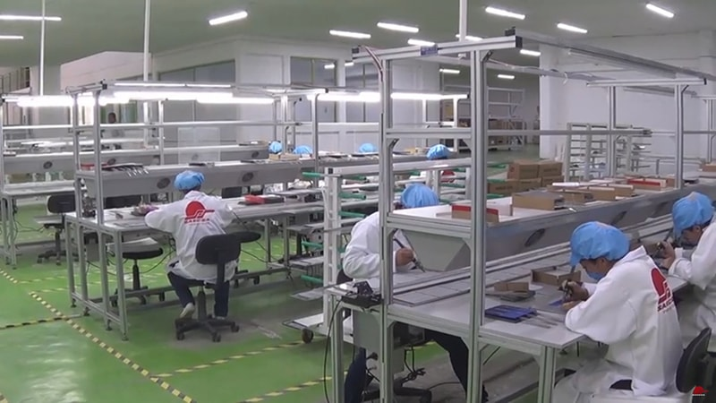 Línea de Producción Certificada