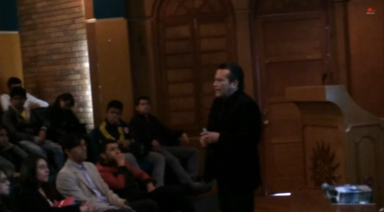 Conferencia y Convenio: Universidad Santo Tomás